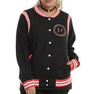 Jackets & Blazers - Twenty one pilots varsity jacket